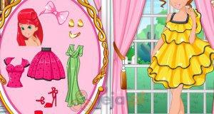 W stylu księżniczki Disneya