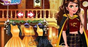Księżniczki w Hogwarcie