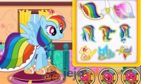 My Little Pony i bal sylwestrowy