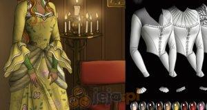 Dama z dynastii Tudorów
