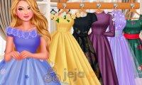 Księżniczki na wiosennym balu