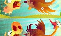 Przygody świnki - Różnice