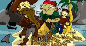 Piraci - znajdź obiekty