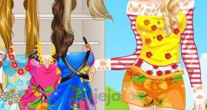 Letnia Barbie
