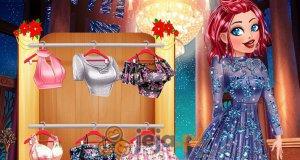 Księżniczki i noworoczna kolekcja ubrań