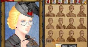 Kreator postaci: Dziewczyna z portretu
