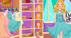 Super Barbie na wybiegu