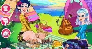 Przyjaciółki na pikniku