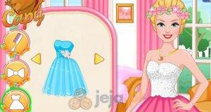 Barbie i powitanie wiosny