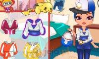 Księżniczki Disneya łapią Pokemony