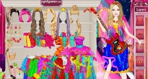 Barbie i popowe sukienki