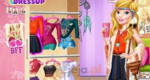 Barbie i Elsa na zakupach