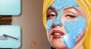 Makijaż Marilyn Monroe