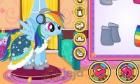 My Little Pony i zimowa moda