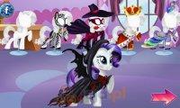 My Little Pony i impreza Halloween
