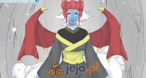 Kreator postaci: Smocza księżniczka