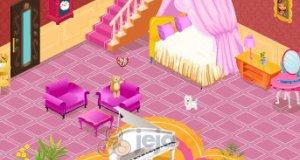 Pomieszczenia dla księżniczek