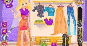 Barbie blogerka modowa