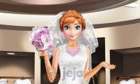 Zakupy ślubne Anny