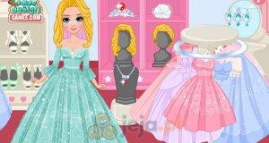 Księżniczka na zakupach