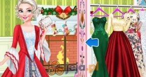 Świąteczny bal w Arendelle