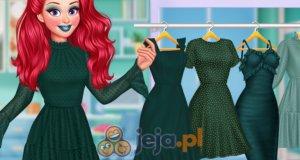 Księżniczki i modne kolory