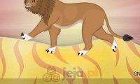Kreowane lwa