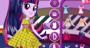 Piżama party u Twilight Sparkle