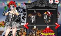 Księżniczki i Halloween w Meksyku