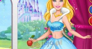 Barbie księżniczką