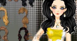 Duże fryzury retro