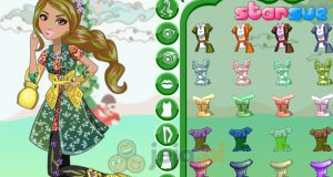 Jillian Beanstalk z Ever After High