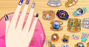 Kosmiczne paznokcie