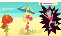 Flirtowanie na plaży