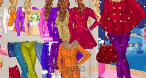 Zimowa Barbie