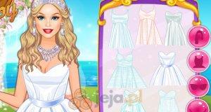 Barbie i wesele na plaży