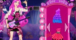 Barbie - gwiazda pop lub księżniczka