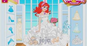 Arielka wychodzi za mąż