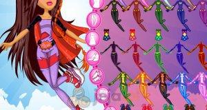 Shira bohaterką