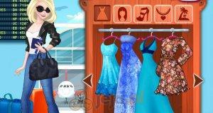 Elsa na wakacjach