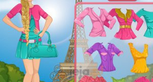 Barbie w Paryżu