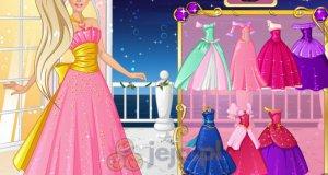 Barbie na balu