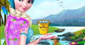 Elsa na zabiegach