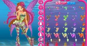 Flora i moc Sirenix