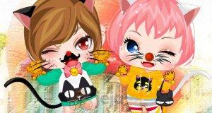 Kociakowe dziewczynki