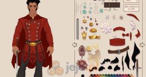 Kreator postaci: Książę Disneya
