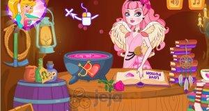 CA Cupid i eliksir miłości