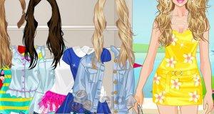 Barbie i jeans