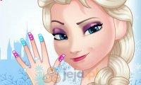 Elsa u manicurzystki