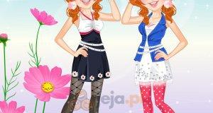 Identyczne bliźniaczki